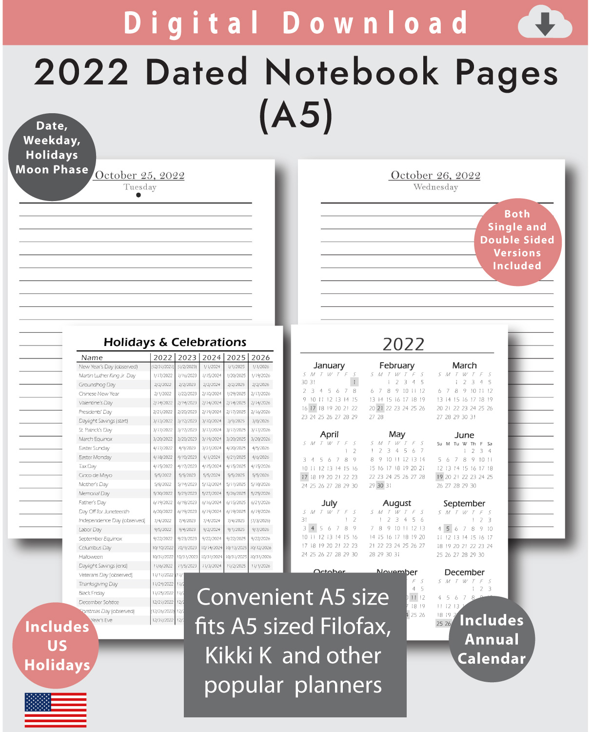 A5-Dated-Notebook-Layouts