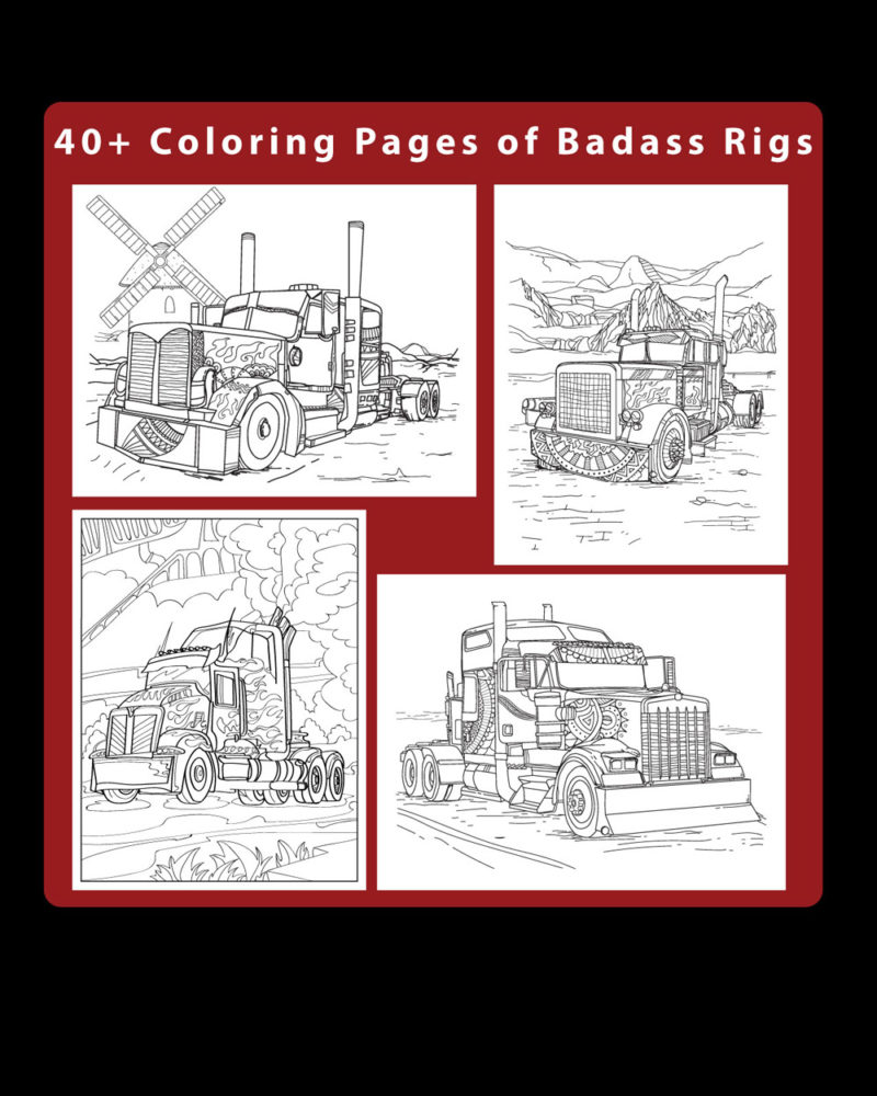 Big-Rigs-Adult-Coloring-Book-Back