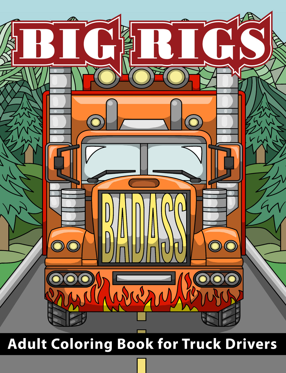 Big-Rigs-Adult-Coloring-Book-Cover