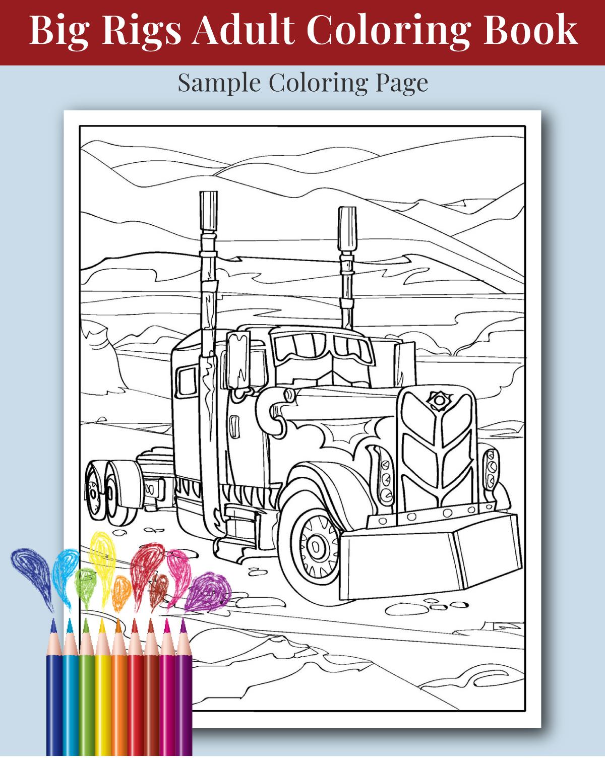 Big-Rigs-Trucks-Adult-Coloring-Book-Sample-02