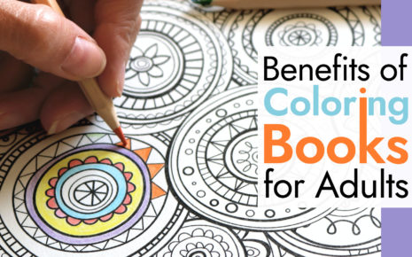 Benefits of Adult Coloring Book Article