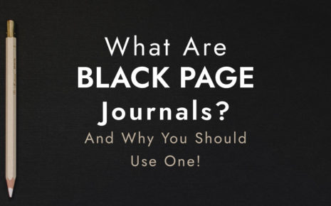 What Are Black Page Journals Blog