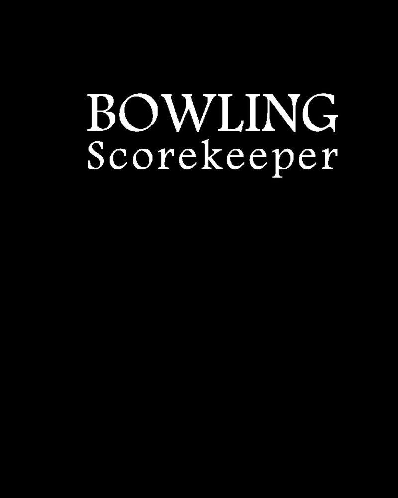 Bowling-Score-Keeper-Black