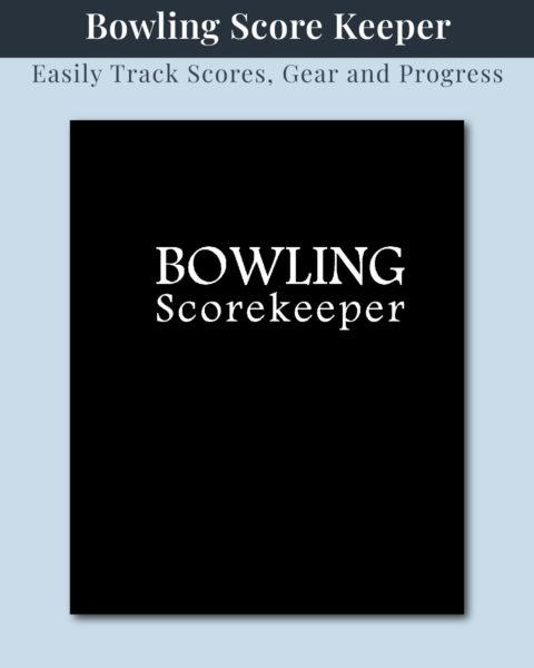 Bowling Scorekeeper Cover