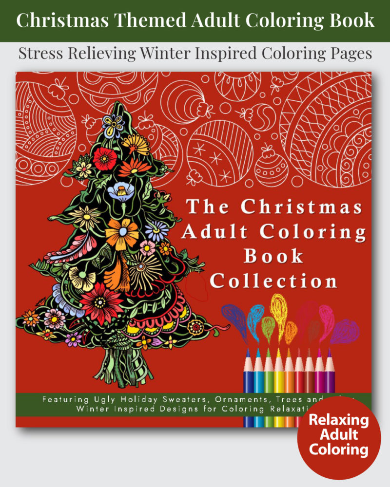 Christmas-Adult-Coloring-Book-Cover