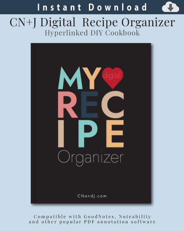 Digital-Recipe-Organizer-CoverPage