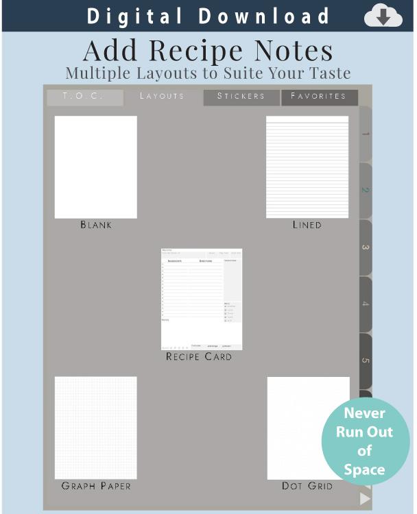 Digital-Recipe-Organizer-Layouts