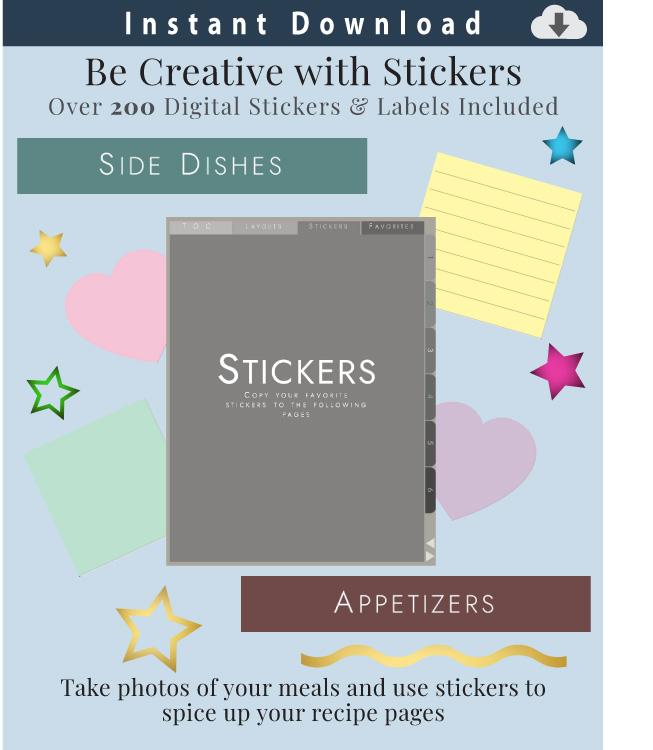 Digital-Recipe-Organizer-Stiickers