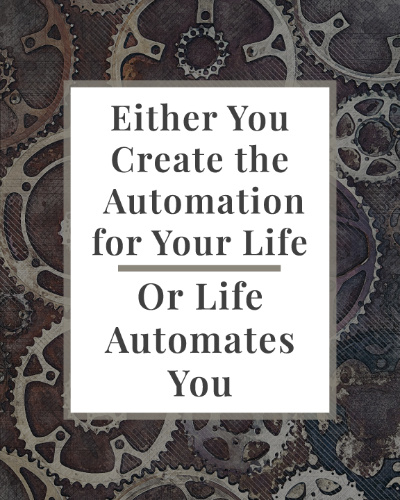 Either You Create the Automation Quote
