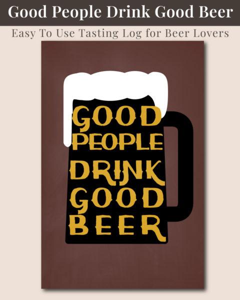 Beer Log Cover