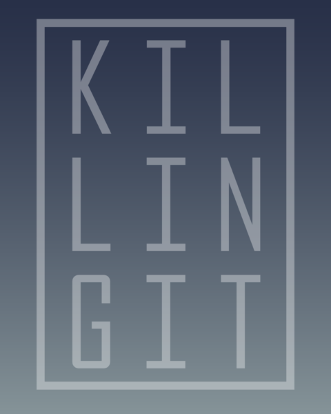 Killing It Notebook (Gray)