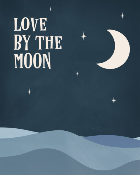 Love By the Moon cover art