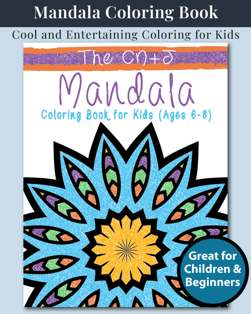 Mandala-Coloring-Book-for-Kids-6-8-Cover