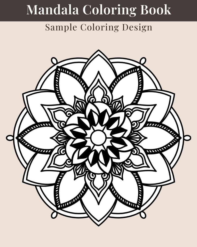 Mandala-Coloring-Book-for-Kids-Sample-Page-01