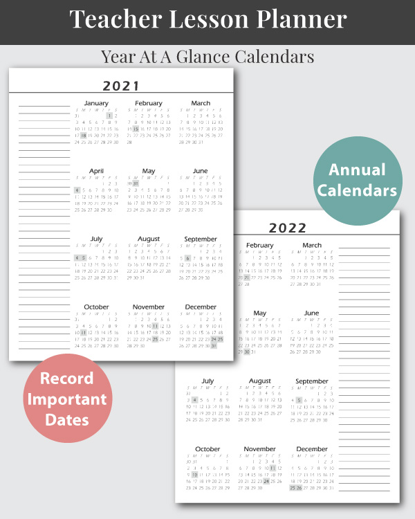 Teach-Love-Inspire-Lesson-Planner-Year-at-a-Glance-Calendars