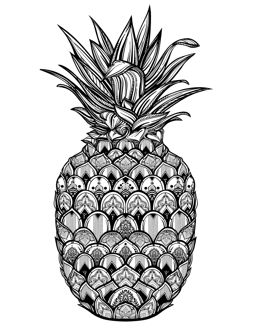 The-Be-A-Pineapple-Adult-Coloring-Book-Sample-03.png