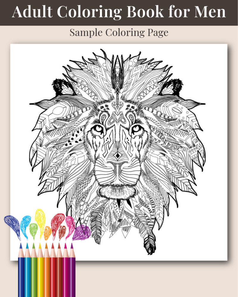 The-Ultimate-Adult-Coloring-Book-for-Men-Sample-01