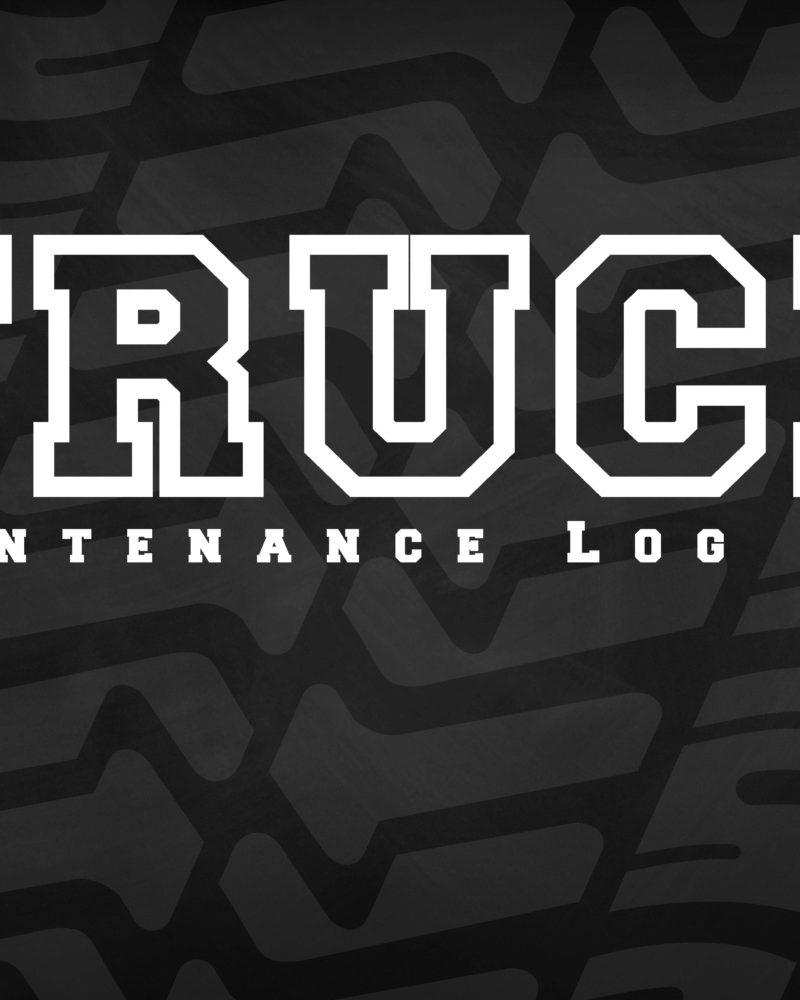 Truck-Maintenance-Log-Book-Black
