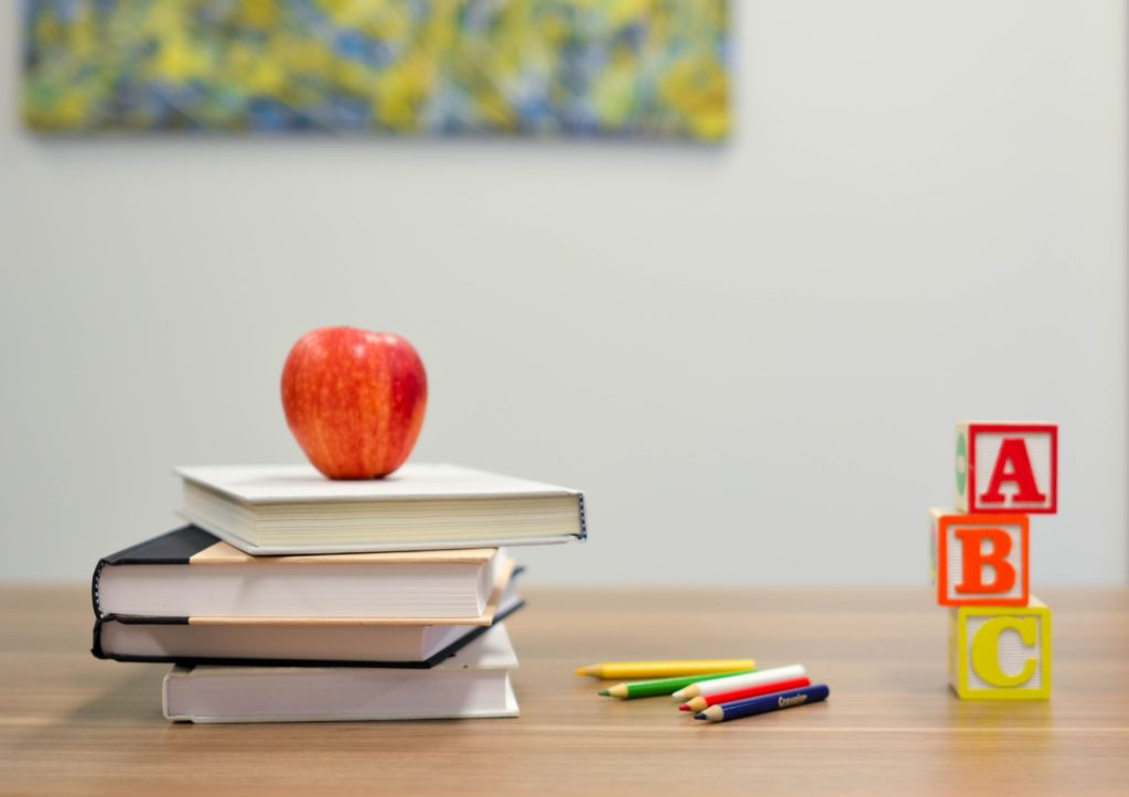 Books and supplies for teachers